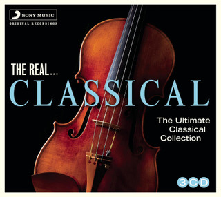 The Real... Classical: The Ultimate Classical Collection (Album) [CD] [CD / Album] (2013)