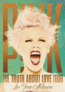 Pink: The Truth About Love Tour - Live from Melbourne (2012) (Normal) [DVD]