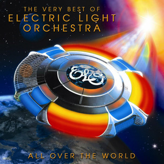 """All Over the World: The Very Best of Electric Light Orchestra (12"""" Album) [Vinyl] (2016)"""