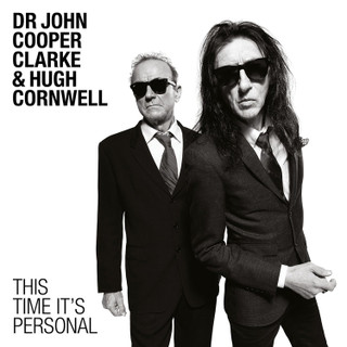 This Time It's Personal (Album) [CD] (2016)