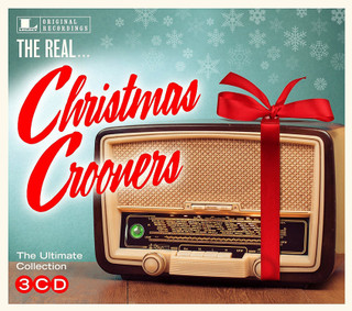 The Real... Christmas Crooners (Album) [CD] (2016)