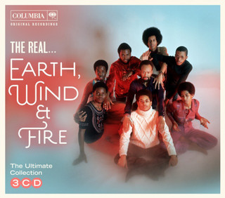 The Real... Earth, Wind & Fire (Album) [CD] (2017)