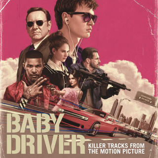 Baby Driver: Killer Tracks from the Motion Picture (2017) (Album) [CD]