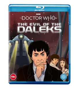 Doctor Who - Evil of the Daleks (Normal) [Blu-ray] [Blu-ray]