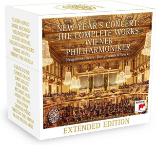 Wiener Philharmoniker: New Year's Concert - The Complete Works (Box Set) [CD] (2020)