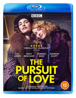 The Pursuit of Love (2021) (Normal) [Blu-ray]