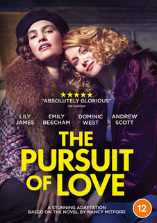 The Pursuit of Love (2021) (Normal) [DVD]