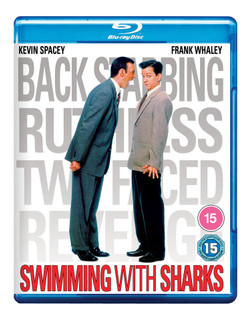 Swimming With Sharks (1994) (Normal) [Blu-ray]