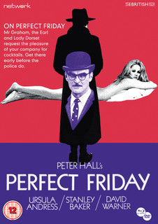 Perfect Friday (1970) (with Blu-ray - Double Play) [DVD]