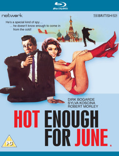 Hot Enough for June (1964) (Normal) [Blu-ray]