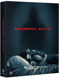 Paranormal Activity (2007) (Limited Edition with Book) [Blu-ray] [Blu-ray / Limited Edition with Book]