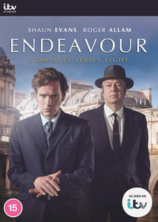 Endeavour: Complete Series Eight (2021) (Normal) [DVD]