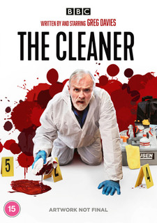 The Cleaner (2021) (Normal) [DVD]