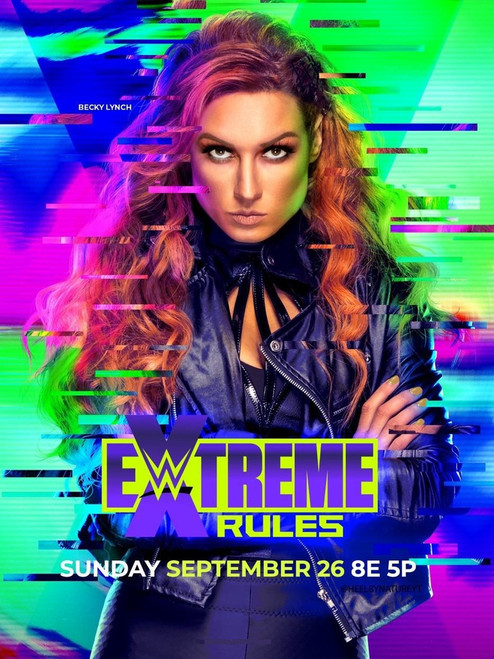 WWE: Extreme Rules 2021 (2021) (Normal) [DVD] [DVD / Normal]