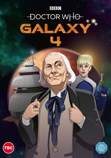 Doctor Who: Galaxy 4 (Normal) [DVD] [DVD / Normal]