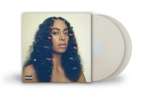 """A Seat at the Table (NAD Exclusive White Vinyl) (2016) (Limited  12"""" Album Coloured Vinyl) [Vinyl] [Vinyl / 12"""" Album Coloured Vinyl]"""