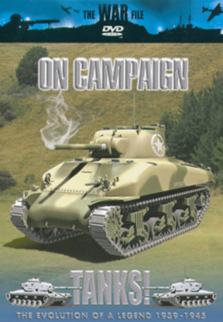 The War File - Tanks!: On Campaign (Normal) [DVD]
