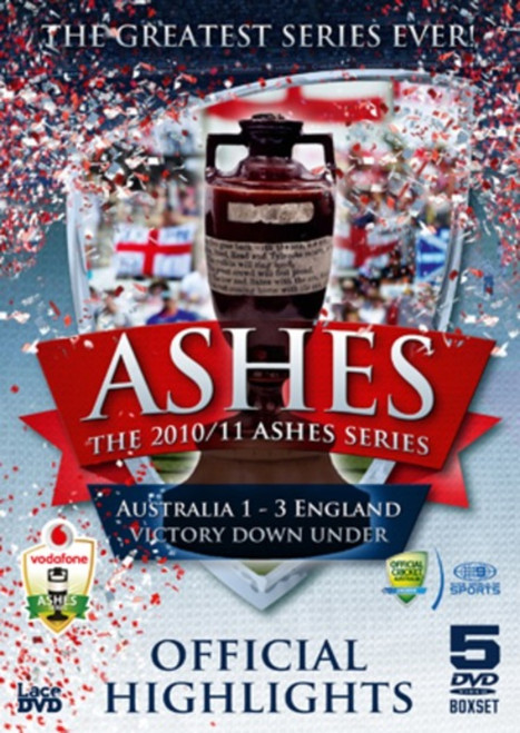 The Ashes Series 2010/2011: The Official Highlights (2011) (Normal) [DVD]