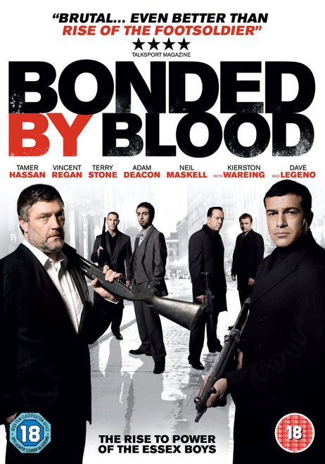 Bonded By Blood (Normal) [DVD]