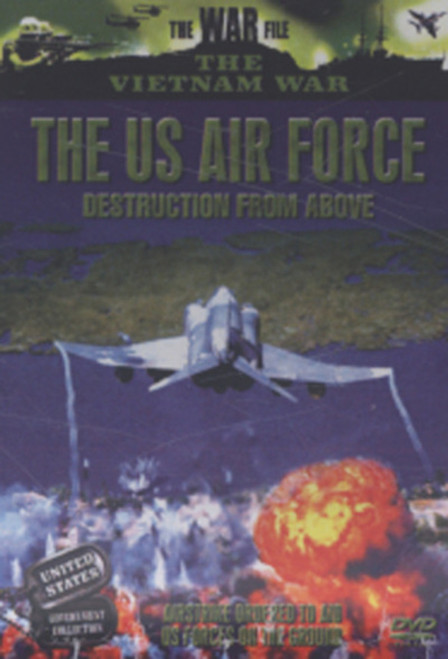 The War File: The US Air Force (Normal) [DVD]