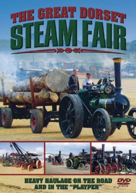 The Great Dorset Steam Fair: Heavy Haulage On the Road... (Normal) [DVD]