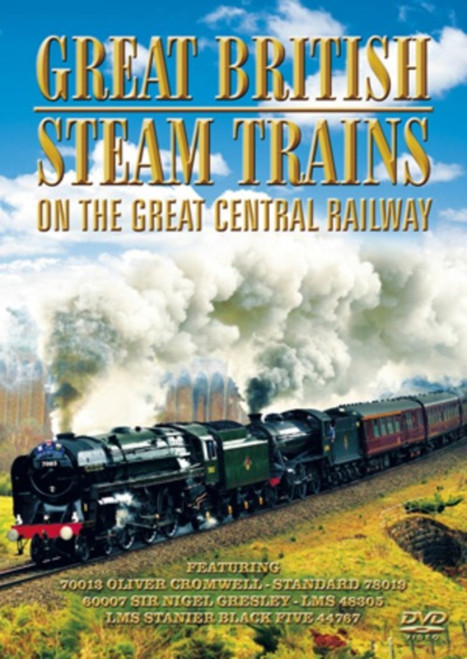 Great British Steam Trains: On the Great Central Railway (Normal) [DVD]