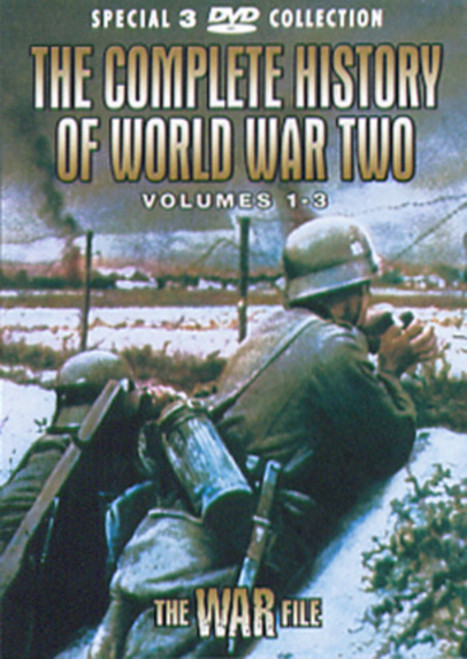 The War File: The Complete History of World War Two (2004) (Box Set) [DVD] [DVD / Box Set]