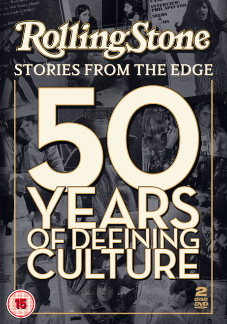 Rolling Stone: Stories from the Edge... (2017) (Normal) [DVD]