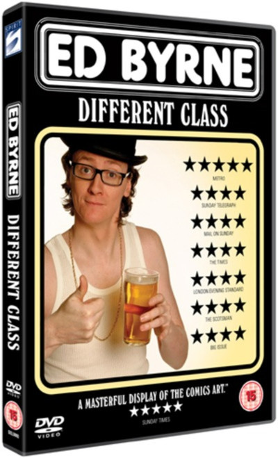Ed Byrne: Different Class (2009) (Normal) [DVD]