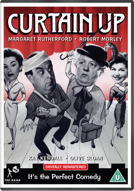 Curtain Up (1952) (Remastered) [DVD]