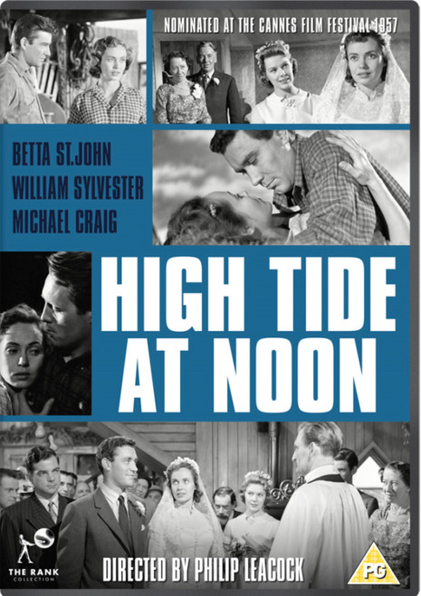 High Tide at Noon (1957) (Normal) [DVD] [DVD / Normal]