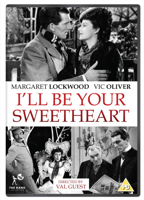 I'll Be Your Sweetheart (1945) (Normal) [DVD] [DVD / Normal]