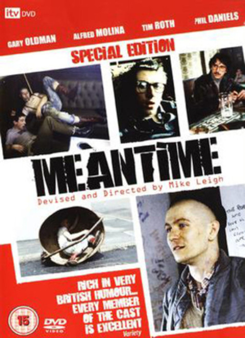 Meantime (1983) (Special Edition) [DVD] [DVD / Special Edition]