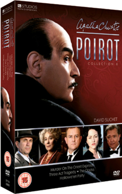 Agatha Christie's Poirot: The Collection 8 (2010) (Normal) [DVD] [DVD / Normal]