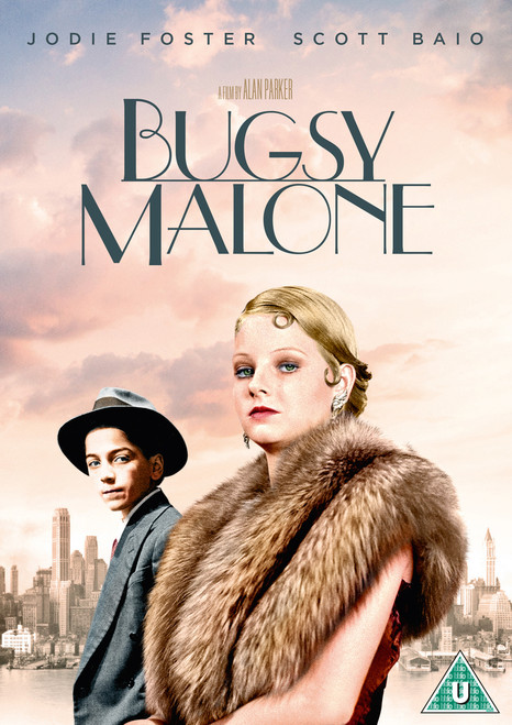 Bugsy Malone (1976) (Normal) [DVD]