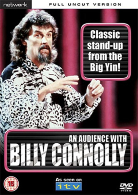 Billy Connolly: An Audience with Billy Connolly (1995) (Normal) [DVD]