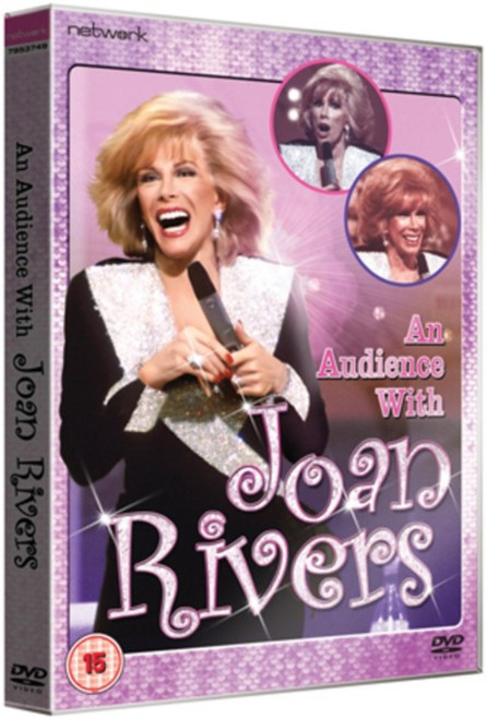 Joan Rivers: An Audience With Joan Rivers (1984) (Normal) [DVD]