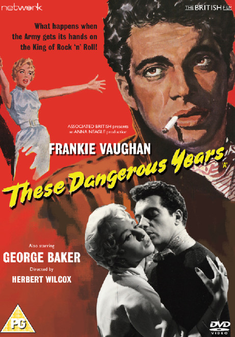 These Dangerous Years (1957) (Normal) [DVD]