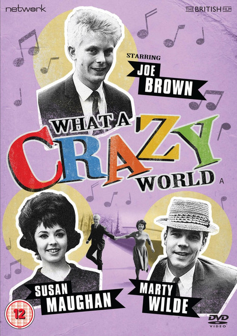 What a Crazy World (1963) (Normal) [DVD]