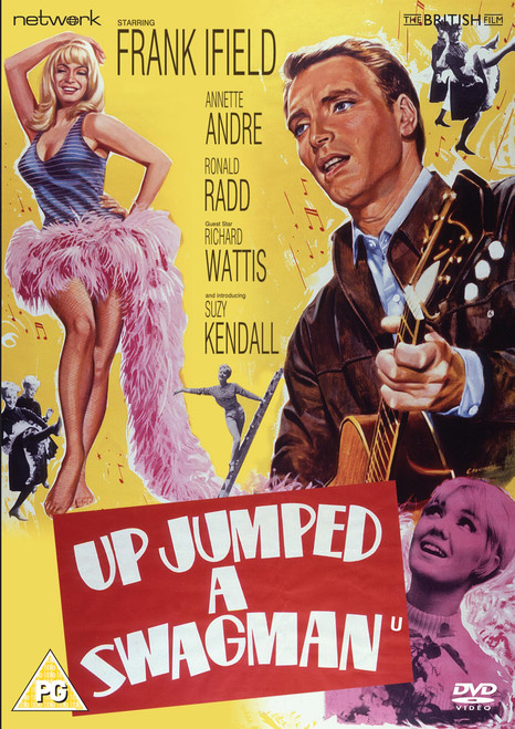 Up Jumped a Swagman (1965) (Normal) [DVD] [DVD / Normal]