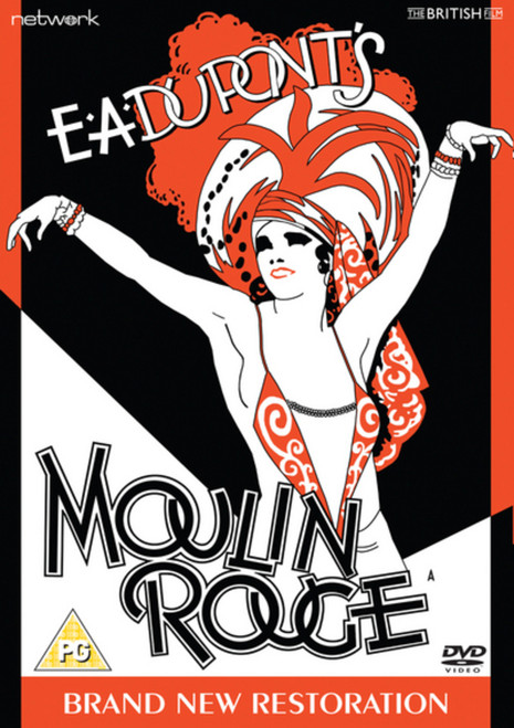 Moulin Rouge (1928) (Normal) [DVD]