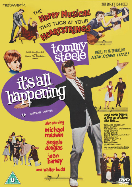 It's All Happening (1963) (Normal) [DVD] [DVD / Normal]