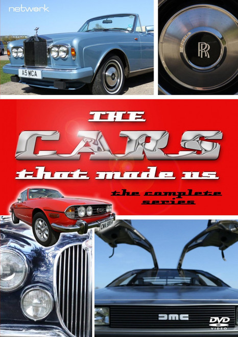 The Cars That Made Us: The Complete Series (2016) (Normal) [DVD] [DVD / Normal]