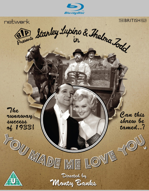 You Made Me Love You (1949) (Normal) [Blu-ray]
