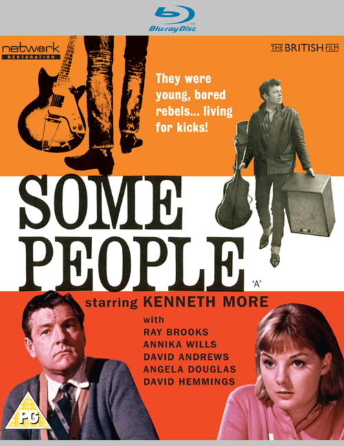 Some People (1962) (Normal) [Blu-ray] [Blu-ray / Normal]