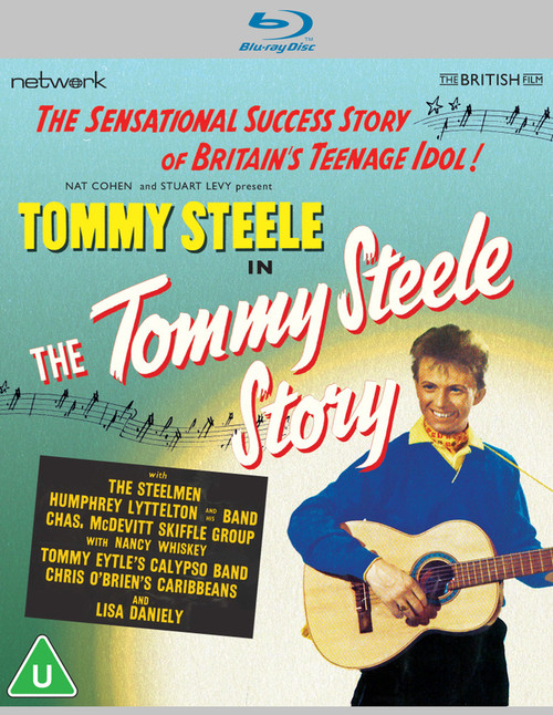 The Tommy Steele Story (1957) (Normal) [Blu-ray] [Blu-ray / Normal]