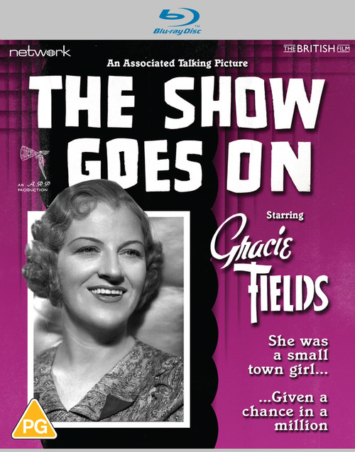 The Show Goes On (1937) (Normal) [Blu-ray] [Blu-ray / Normal]