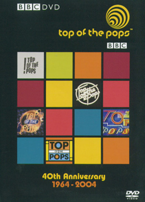 Top of the Pops: 40th Anniversary (2003) (Normal) [DVD] [DVD / Normal]