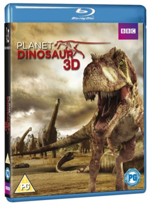 Planet Dinosaur (2011) (3D Edition with 2D Edition) [Blu-ray]