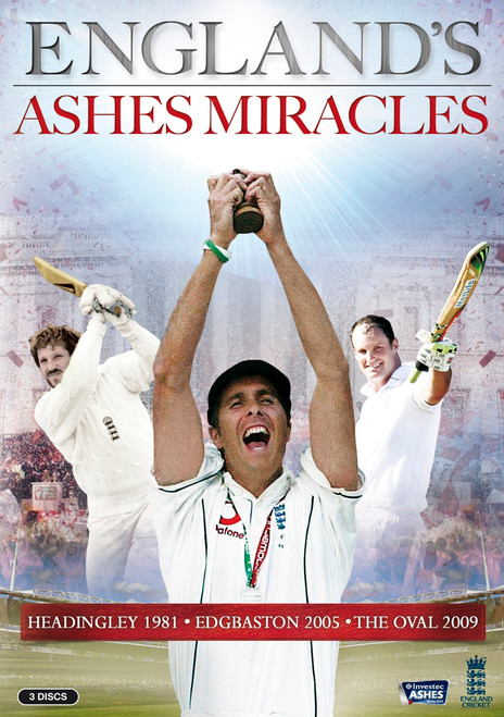 England's Ashes Miracles (2013) (Normal) [DVD]